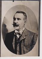 ? CRACK   13*9CM Maurice-Louis BRANGER PARÍS (1874-1950) - Personalidades Famosas