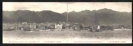 Klapp-AK Kobe, A View Of The City From Off The Coast - Kobe