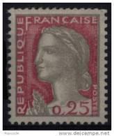 N° 1263 - X X - ( F 464 ) - - 1960 Marianne De Decaris