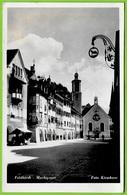 CPSM Autriche AUSTRIA Vorarlberg FELDKIRCH Marktgasse * Enseigne Ferronnerie - Feldkirch