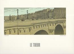 3 EX LIBRIS TOME5 LE TUEUR - JACAMON Et MATZ - Ex-libris