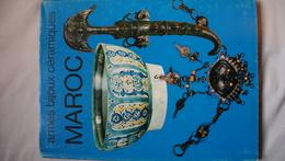 Maroc, Armes ,bijoux,céramiques ,collection Abc - Cultuur