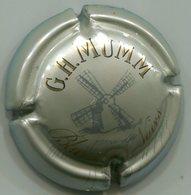 CAPSULE-CHAMPAGNE MUMM G.H. N°149a Fond Gris Pâle 32mm - Mumm GH