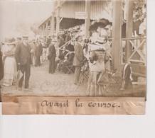 C VIDAL AVANT LA COURSE 12*8CM Maurice-Louis BRANGER PARÍS (1874-1950) - Sin Clasificación