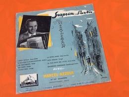 Vinyle 33 Tours Tours (25 Cm)   Surprise-Partie Au Mirliton Avec Marcel Azola Et Son Ensemble - Spezialformate