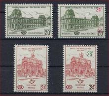 TR366 , TR367 , TR373 En TR374 ** MNH Postfris Zonder Plakker En In Goede Staat ! Verkoop Aan 10 € ! - Railway