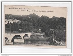 CHATEAU-REGNAULT-BOGNY : Les Quatre Fils Aymon - Tres Bon Etat - Autres Communes