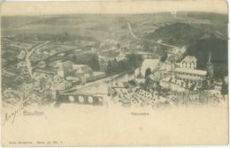 Bouillon 1906; Panorama - Voyagé. (Nels - Bruxelles) - Bouillon