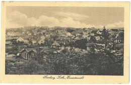 CPA SARREBOURG - Saarburg , Lothr. , Gesamtansicht - Verlag Von Emil Hartmann N°7 - Sarrebourg