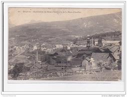 DAUPHINE : Exploitation Des Mines D'authracite De La Motte-d'aveillan - Tres Bon Etat - France