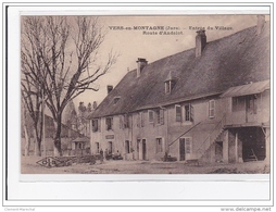 VERS-en-MONTAGNE : Entré Du Village, Route D'andelot - Tres Bon Etat - Other Municipalities