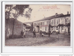 MOIVRONS : Place De La Mairie - Etat - Autres Communes