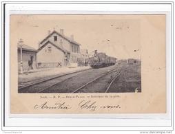 BERCK-PLAGE : Intérieur De La Gare - Tres Bon Etat - Berck