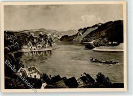 52102775 - Im Strudengau Von Bayerlein, F. Nr. 592 - Schöne Künste