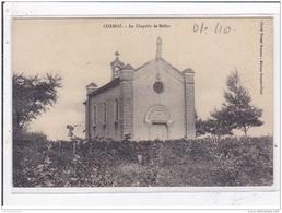 CORMOZ : La Chapelle De Bellor - Tres Bon Etat - Otros Municipios