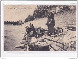 MONTLUCON : Groupe De Laveuses - Tres Bon Etat - Montlucon