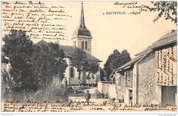 HAUTEVILLE : L'eglise - Tres On Etat - Hauteville-Lompnes