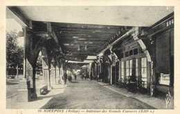 MIREPOIX (Ariège) Interieur Des Grands Couverts (XIIIes) RV - Mirepoix