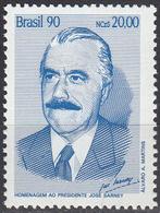 BRAZIL    SCOTT NO. 2238      MNH    YEAR  1990 - Unused Stamps
