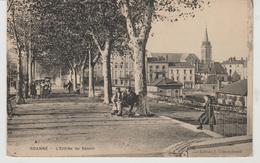 Loire Roanne L'entrée Du Bassin (Animation) - Roanne