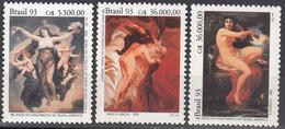 BRAZIL    SCOTT NO. 2404-6     MNH    YEAR  1993 - Brazil