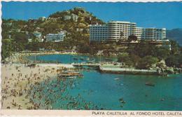 Messico-playa Caletilla Hotel Caleta - Messico