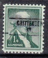 USA Precancel Vorausentwertung Preo, Locals Kentucky, Crittenden 748 - Vereinigte Staaten