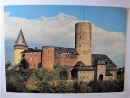 DEUTSCHLAND - RHEINLAND-PFALZ - MAYEN - Die Genovevaburg - Mayen