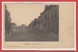 45 - COURTENAY --  La Place Du Marché - Courtenay