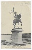 Albi Rare Souvenir De Mission Mars-Avril 1914 Statue De La Bienheureuse Jeanne D' Arc Bénite Par Mgr. Mignot - Albi