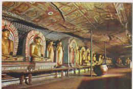 Sri Lanka (Ceylonhouse Of Cave Temple Dambulla - Sri Lanka (Ceylon)