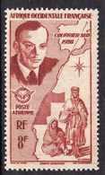 A. O. F.   P. A.  N° 11 X  Vols Sur L'AOF : Saint Exupéry Trace De Charnière Sinon TB - Unused Stamps