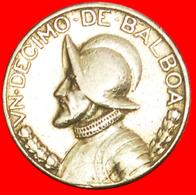 + USA: PANAMA ★ 1/10 BALBOA 1982! Vasco Nunez De Balboa (1475-1519) LOW START ★ NO RESERVE! - Panama