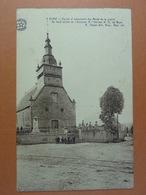 Bure Eglise Et Monument Aux Morts De La Guerre - Tellin