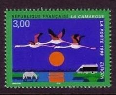 FRANKREICH MI-NR. 3382 POSTFRISCH(MINT) EUROPA 1999 - NATUR- Und NATIONALPARKS FLAMINGOS - 1999