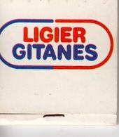 Lotto 6 - Scatola Di Fiammiferi Equipe Ligier Gitanes F1 1977, Jacques Laffife - Automobilismo - F1