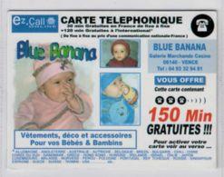Ez.call - Blue Banana -  Voir Scans Et Description - France