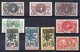 DAHOMEY - Oblitérés - Cote: 179,00 € - N° 32 Signé - Dahomey (1899-1944)