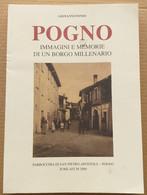 POGNO -IMMAGINI E MEMORIE DI UN BORGO MILLENARIO DEL 2000 (10819) - Libri, Riviste, Fumetti