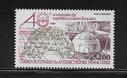T.A.A.F.  ( TAPA - 366 )  1988  N° YVERT ET TELLIER  N° 102   N** - Corréo Aéreo