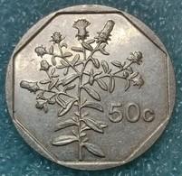 Malta 50 Cents, 2001 -0659 - Malta