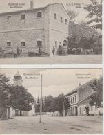 19 / 8 / 422. -  2. CPA. MOLDOVA  NOUÄ - Rumänien
