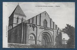 LA CHAIZE GIRAUD - L' Eglise - Francia