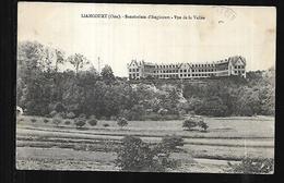 Cpa 039077 Liancourt Sanatorium D'angicourt Vue De La Vallée - Liancourt