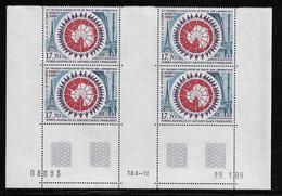 T.A.A.F.  ( TAPA - 402 )  1989  N° YVERT ET TELLIER  N° 109   N**  COIN DATE - Tierras Australes Y Antárticas Francesas (TAAF)