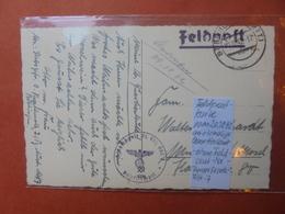 3eme REICH 1942-FELDPOST - Allemagne