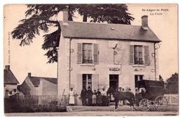 5310 - Saint-Léger Le Petit ( 18 ) - La Poste - - Autres Communes