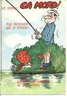 HUMOUR - LA PECHE - Les Femmes ça Mord ! ... - Humor