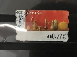 Spanje / Spain - Automaatzegel, Stilleven (0.77) 2004 - 1931-Tegenwoordig: 2de Rep. - ...Juan Carlos I