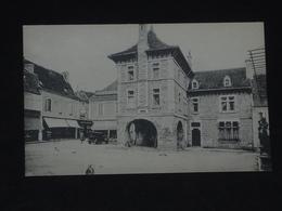 CPA  Gramat. Place De La Halle. Années 1920 / 30. Non Légendée. - Gramat